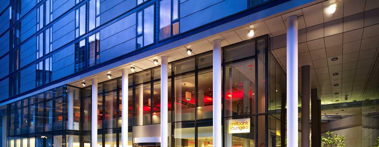 Hotel DoubleTree by Hilton London - Westminster, Reino Unido - Fachada del hotel
