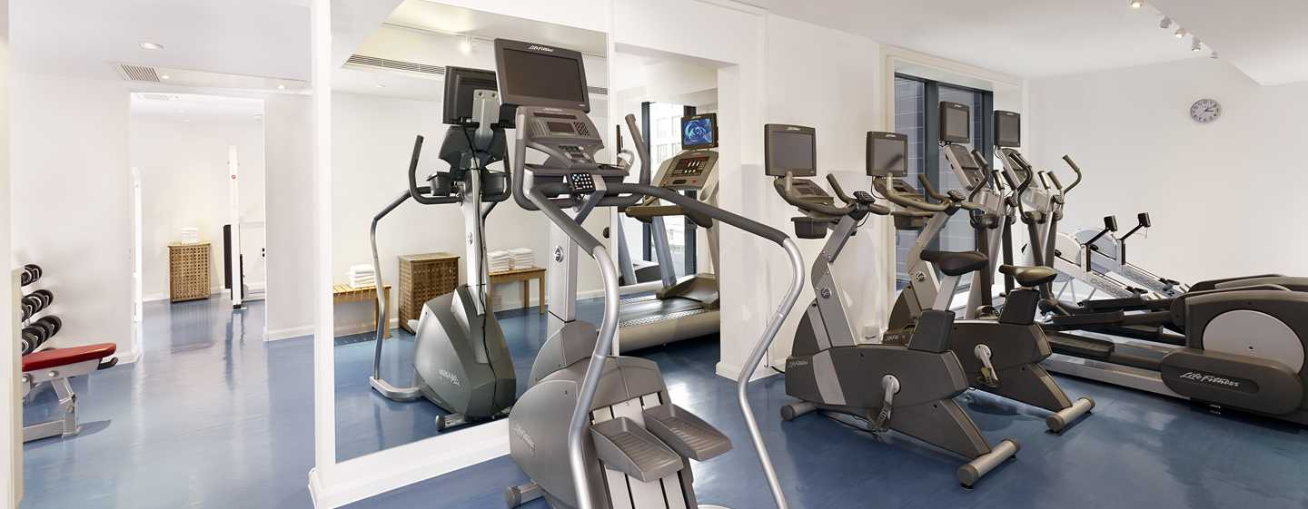 DoubleTree by Hilton Hotel London - Westminster, Regno Unito - Palestra dell'hotel