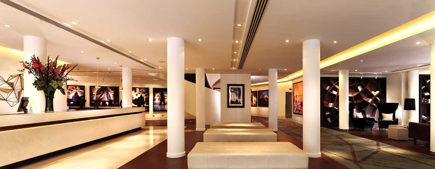 DoubleTree by Hilton Hotel London - Westminster, Regno Unito - Lobby