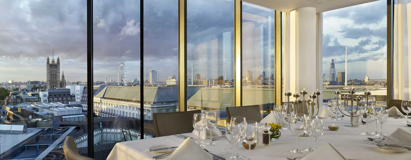 DoubleTree by Hilton Hotel London - Westminster, Regno Unito - Sky Lounge