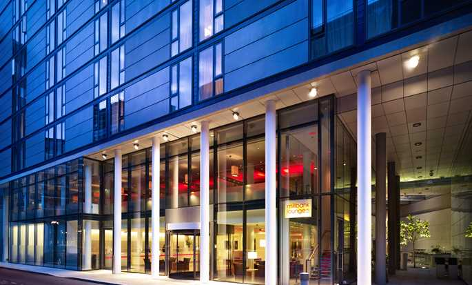 Hotel DoubleTree by Hilton London - Westminster, Reino Unido - Fachada del hotel