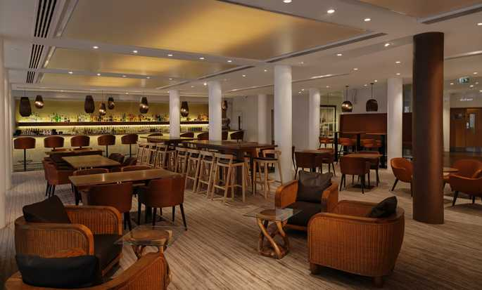 DoubleTree by Hilton Hotel London - Westminster, Verenigd Koninkrijk - Bar