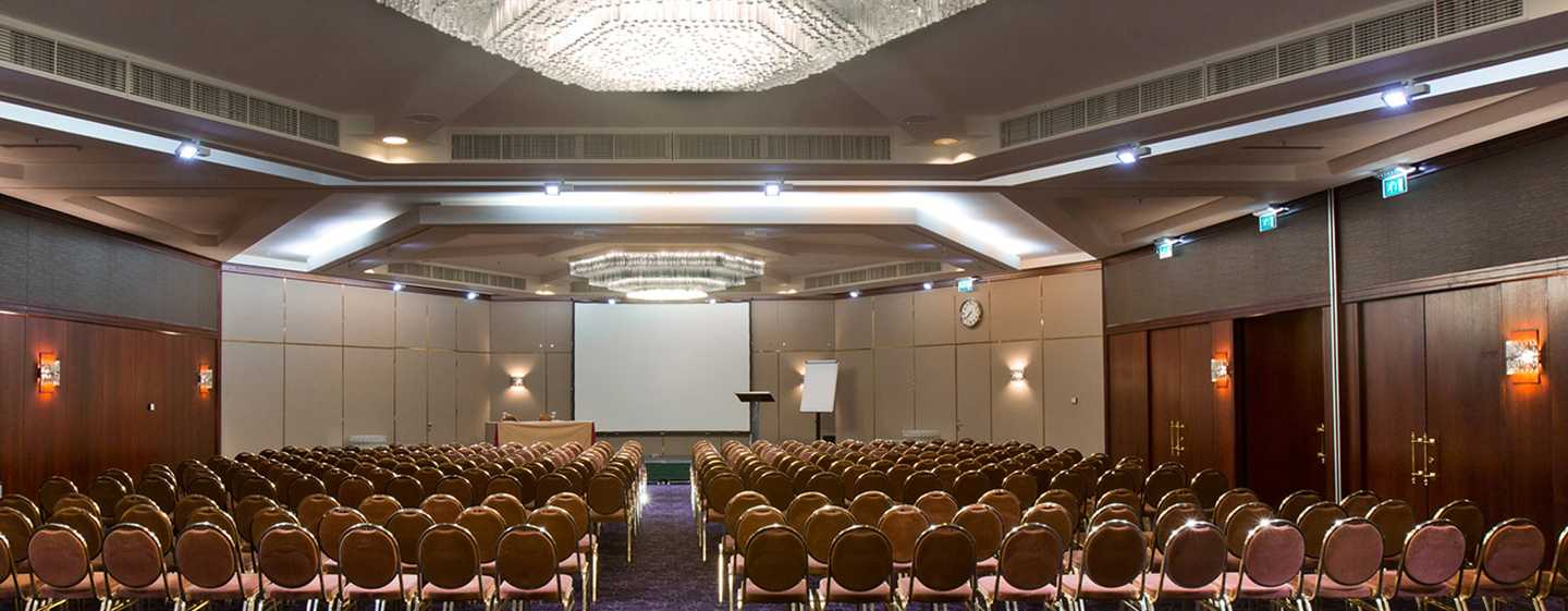 DoubleTree by Hilton Luxembourg, Luxemburg – Salon Europe