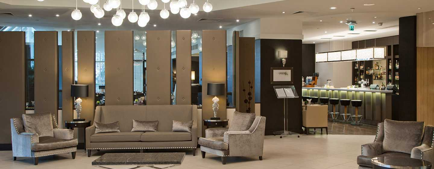 DoubleTree by Hilton Luxembourg, Luxemburg – Hotel-Lobby