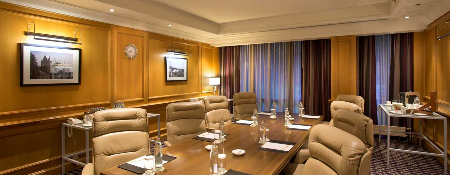 DoubleTree by Hilton Luxembourg, Luxemburg – Salon Luxembourg