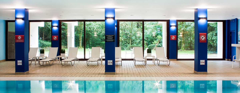 DoubleTree by Hilton Luxembourg, Luxemburg - Binnenzwembad