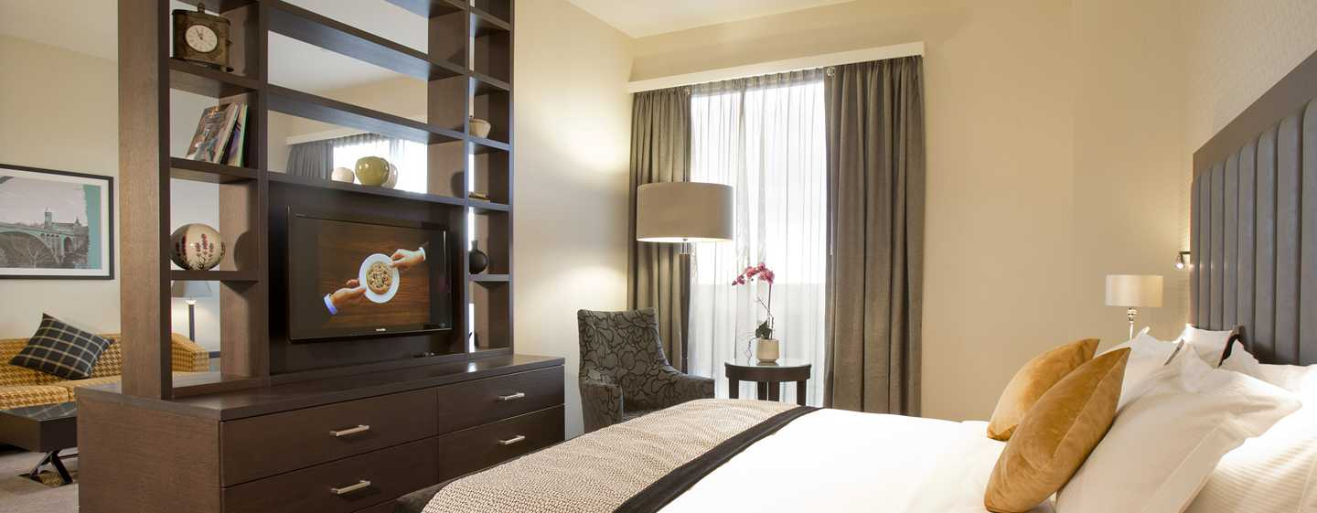DoubleTree by Hilton Luxembourg, Luxemburg – Senior Suite
