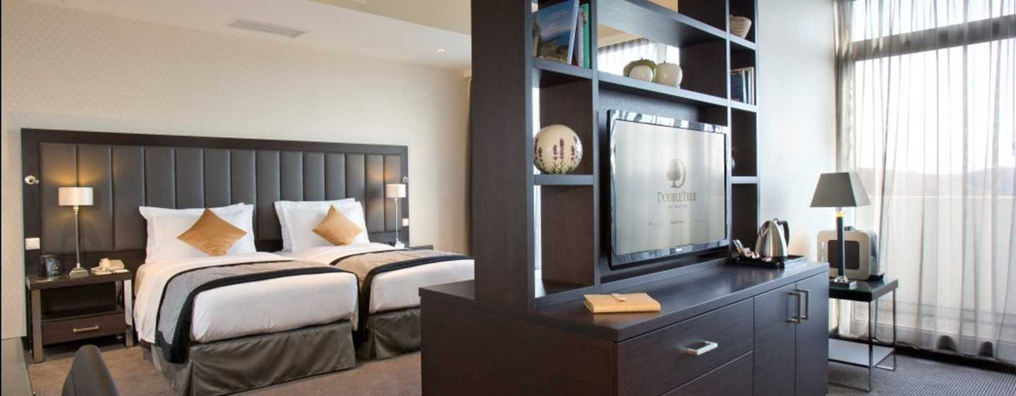 DoubleTree by Hilton Luxembourg, Luxemburg - Deluxe suite met lits-jumeaux