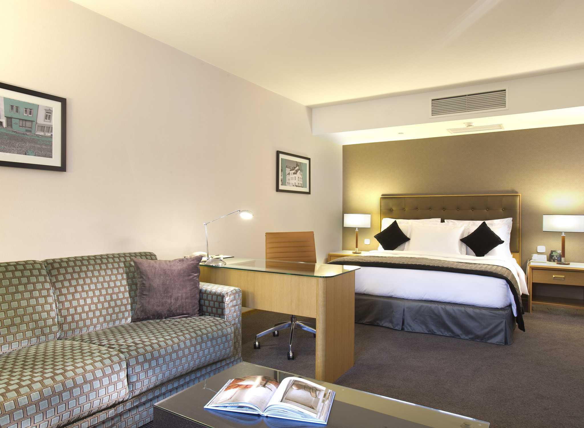 H´tels au Luxembourg DoubleTree by Hilton Luxembourg