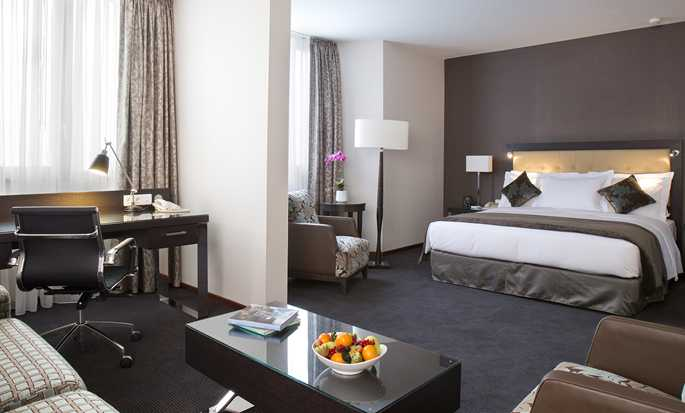 DoubleTree by Hilton Luxembourg, Luxemburg - Junior suite