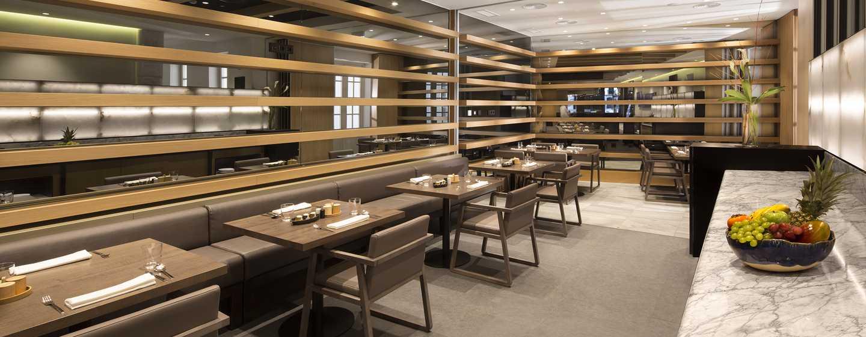 Hotel DoubleTree by Hilton Madrid-Prado, España - Sala desayuno