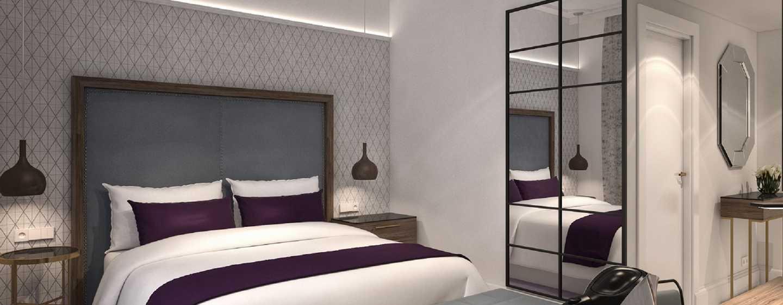 Hotel DoubleTree by Hilton Madrid-Prado, España - Habitación
