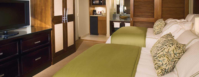 Hotel DoubleTree by Hilton Orlando at SeaWorld, Florida - Habitación doble