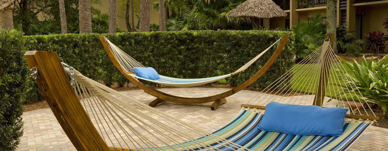 Hotel DoubleTree by Hilton Orlando at SeaWorld, Florida - Hamacas