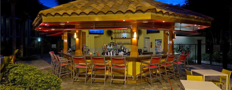 Hotel DoubleTree by Hilton Orlando at SeaWorld, Florida - Barefoot Bar