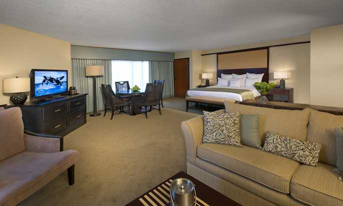 Hotel DoubleTree by Hilton Orlando at SeaWorld, Florida - Suite Junior