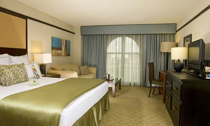 Hotel DoubleTree by Hilton Orlando at SeaWorld, Florida - Habitación con cama King