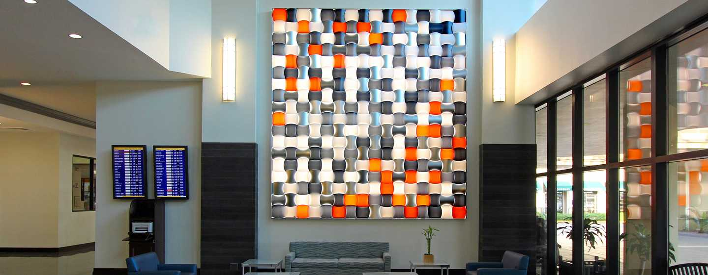 Hotel DoubleTree by Hilton Miami Airport & Convention Center, Florida, EE. UU. - Lobby