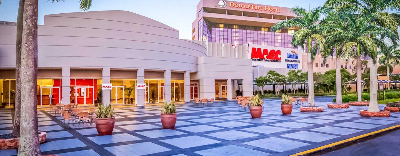 Hotel DoubleTree by Hilton Miami Airport & Convention Center, Florida, EE. UU. - Centro de Convenciones de Miami