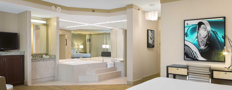 Hotel DoubleTree by Hilton Miami Airport & Convention Center, Florida, EE. UU. - Suite Junior
