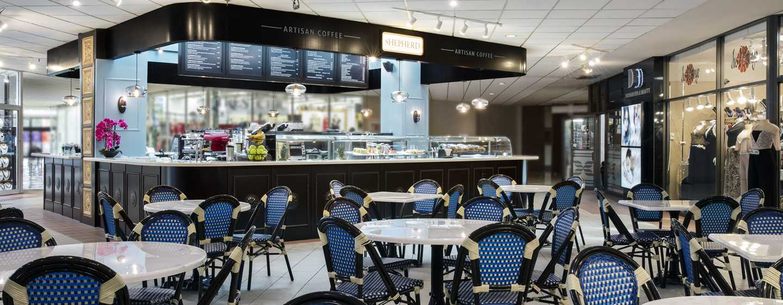 Hotel DoubleTree by Hilton Miami Airport & Convention Center, Florida, EE. UU. - Restaurante