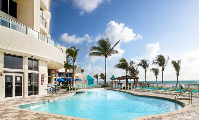 Hotel DoubleTree Resort & Spa by Hilton Ocean Point - North Miami Beach, Florida, EE. UU. -