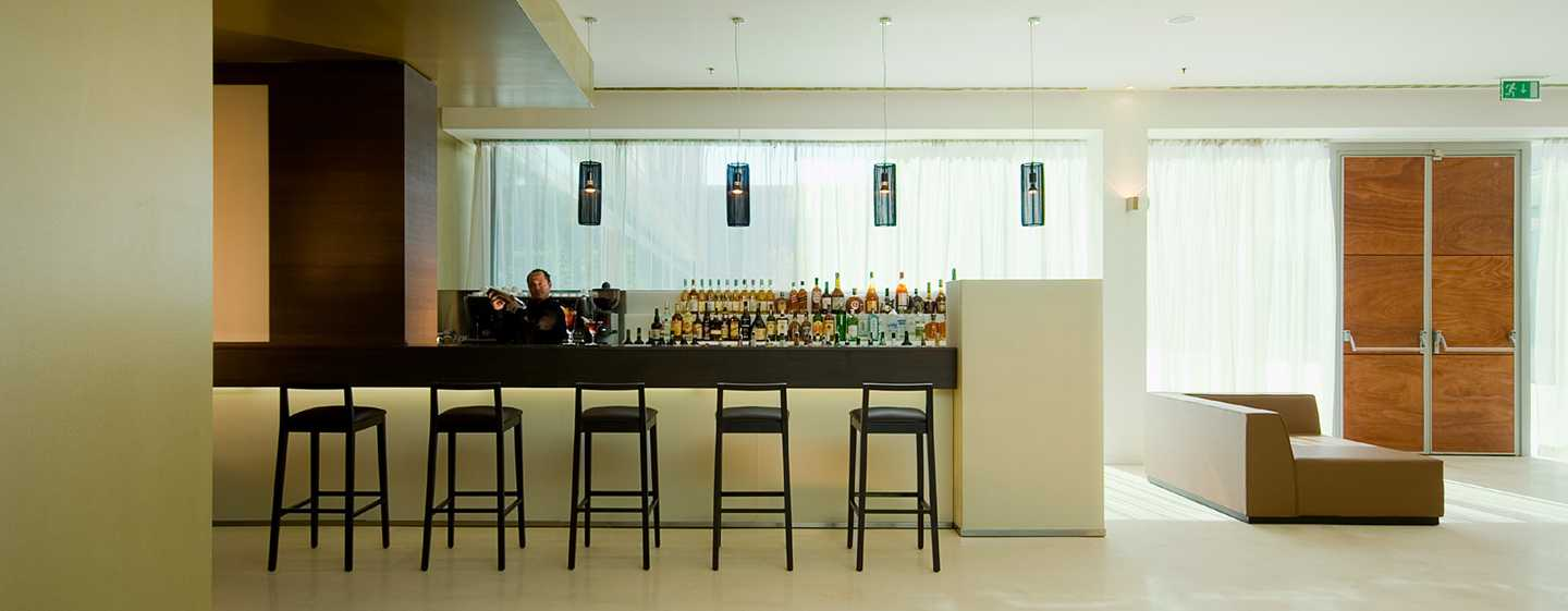 DoubleTree by Hilton Hotel Milan, Italia - Glass Bar