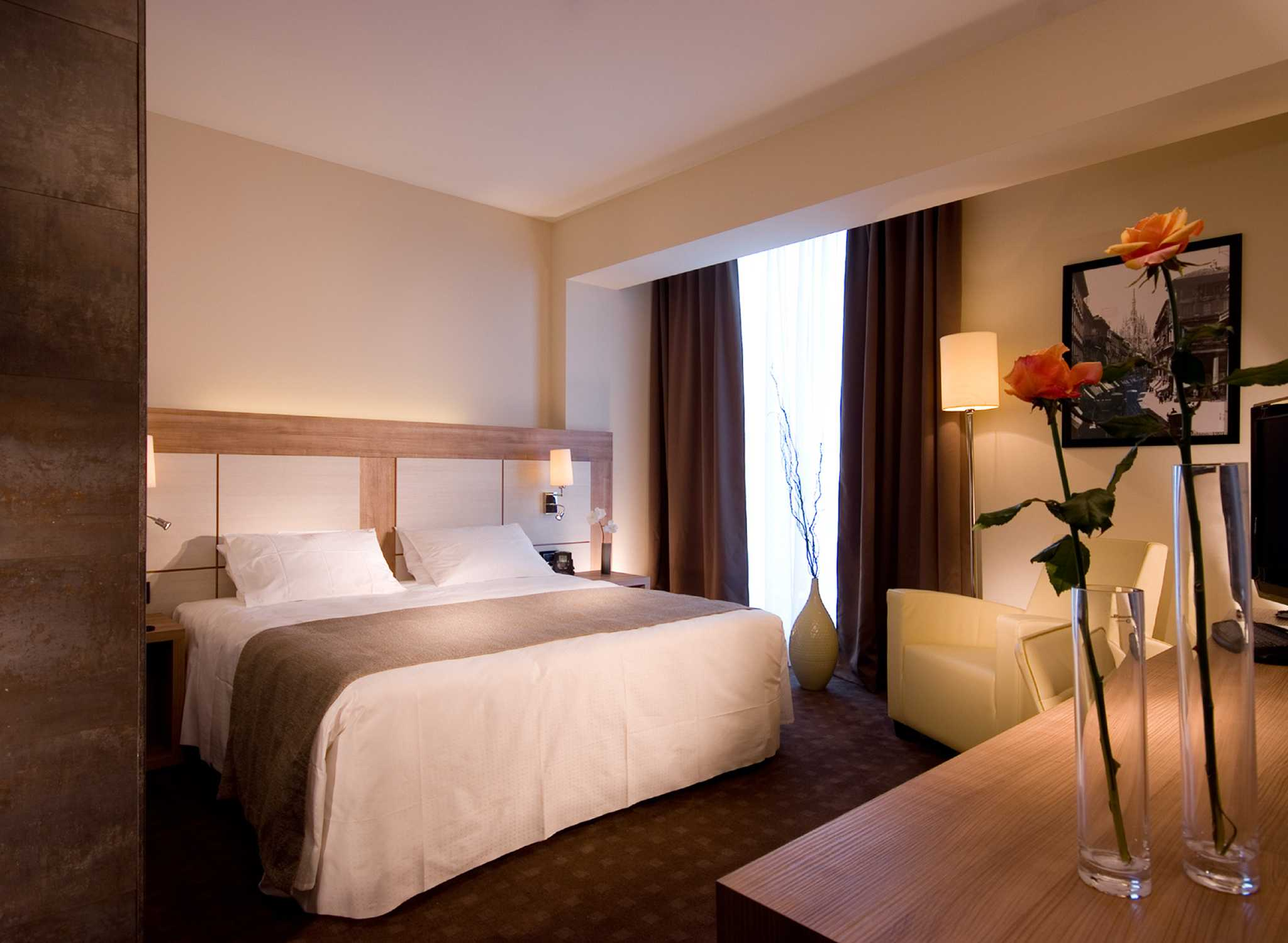 Business hotels in mailand doubletree by hilton hotel milan italien - Chambre de commerce milan ...
