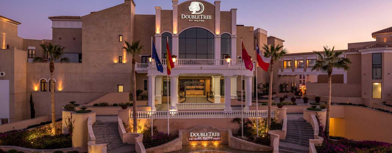 DoubleTree by Hilton La Torre Golf & Spa Resort, Murcia, España - Fachada del hotel
