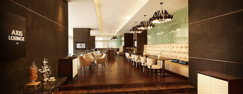 โรงแรม DoubleTree by Hilton Hotel Melaka มาเลเซีย - เลานจ์ Axis