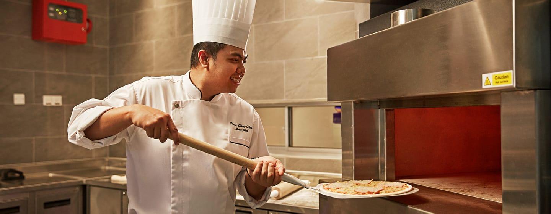 โรงแรม DoubleTree by Hilton Hotel Melaka มาเลเซีย - Tosca Open Kitchen