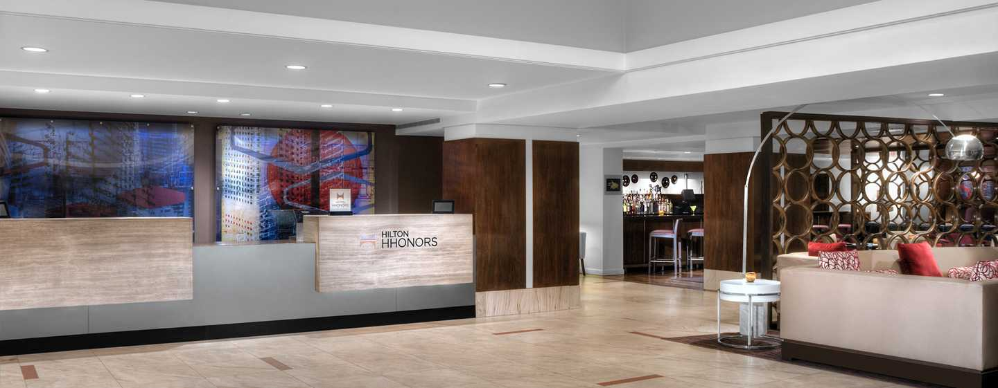 Hotel DoubleTree by Hilton Metropolitan - New York City, Nueva York - Lobby