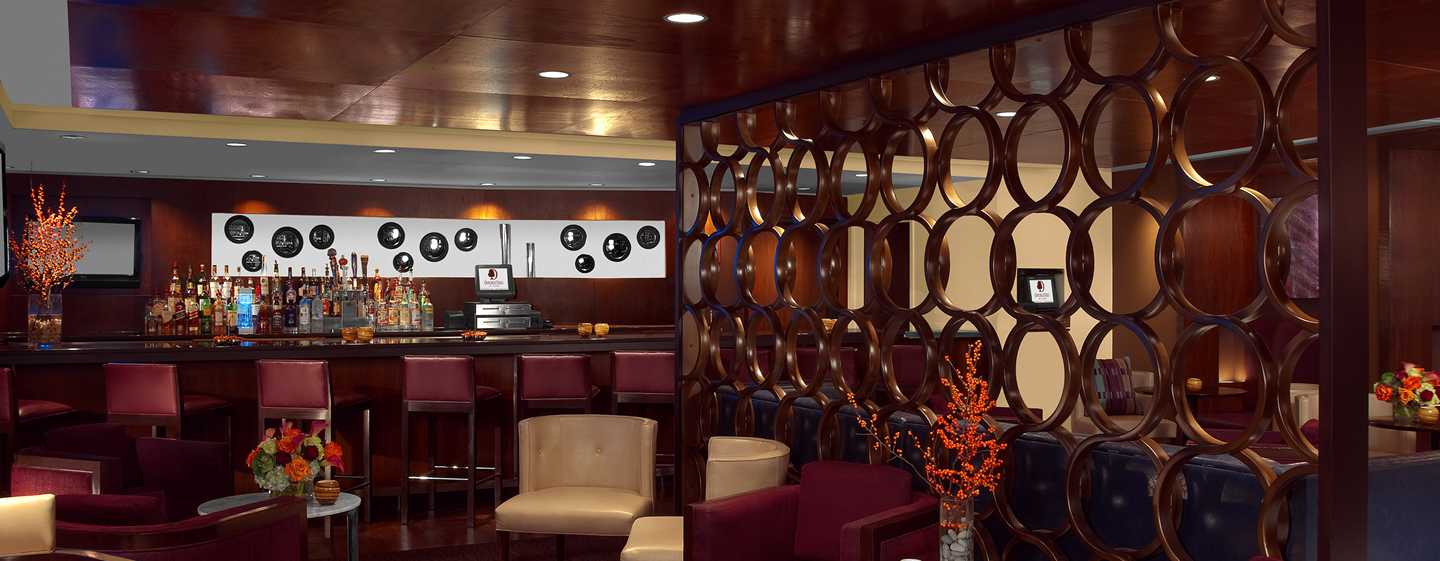 Hotel DoubleTree by Hilton Metropolitan - New York City, Nueva York - Met Bar