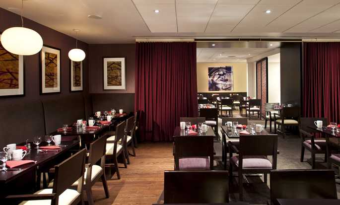 Hôtel DoubleTree by Hilton Hotel Metropolitan - New York City, New York - Met Grill