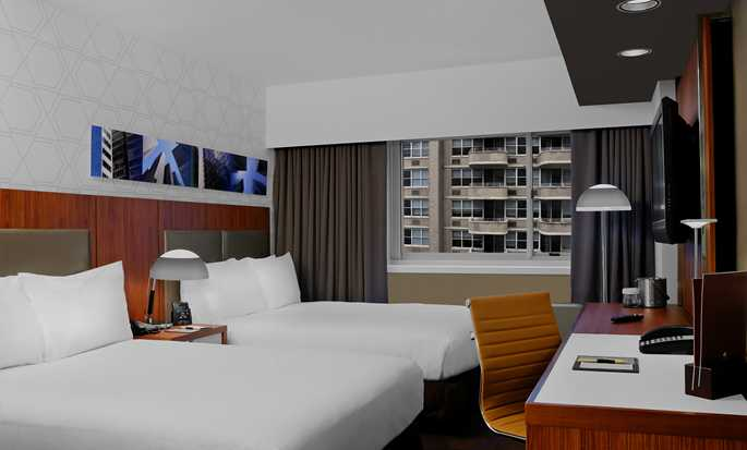 Hôtel DoubleTree by Hilton Hotel Metropolitan - New York City, New York - Chambre double