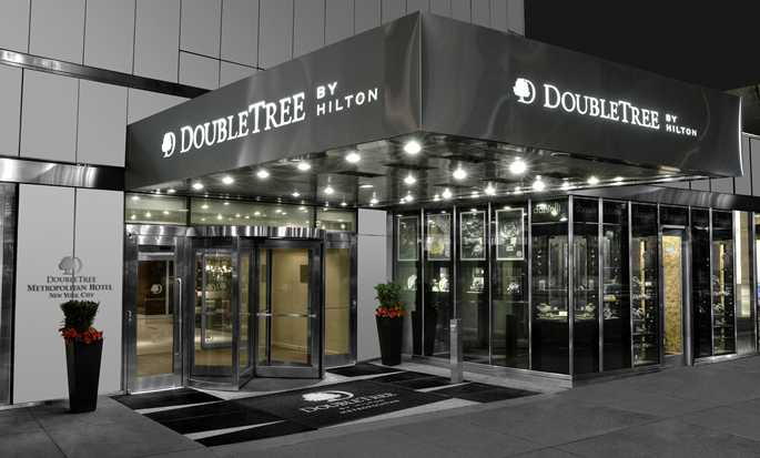 Hotel DoubleTree by Hilton Metropolitan - New York City, Nueva York - Entrada