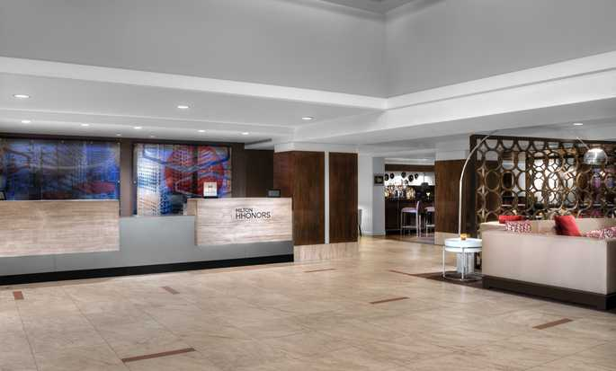 Hôtel DoubleTree by Hilton Hotel Metropolitan - New York City, New York - Hall