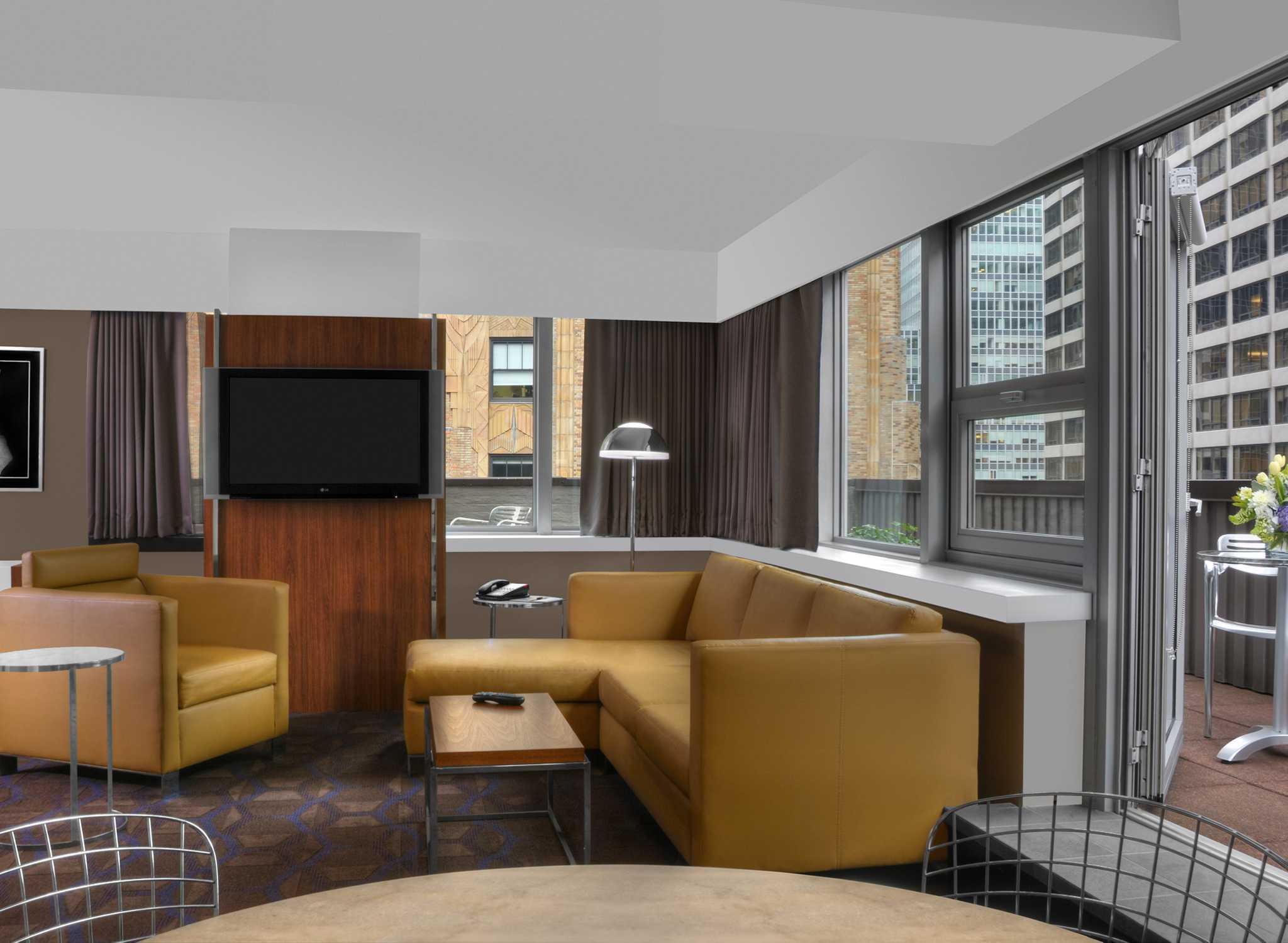 Hotel a Midtown Manhattan - DoubleTree by Hilton Hotel Metropolitan ...
