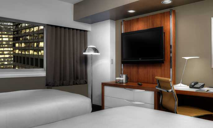 DoubleTree by Hilton Hotel Metropolitan - New York City, Nova York – Quarto Double