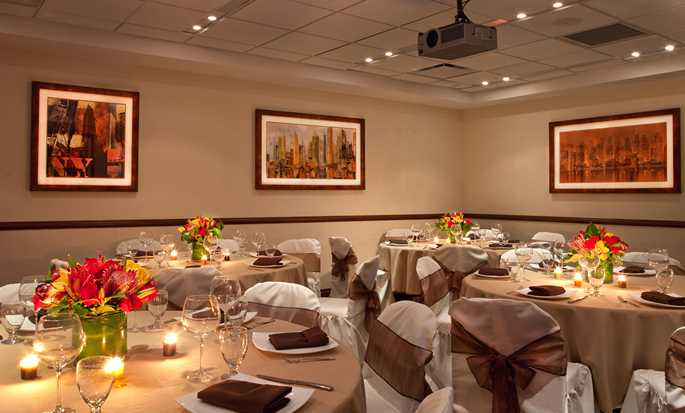 DoubleTree by Hilton Hotel New York - Banquet Setup