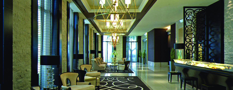 โรงแรม DoubleTree by Hilton Naha ญี่ปุ่น - ยินดีต้อนรับสู่ล็อบบี้ของเรา