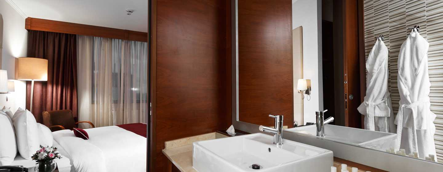 DoubleTree by Hilton Hotel Novosibirsk, Russia - Bagno