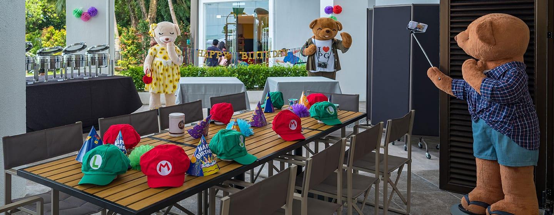 โรงแรม Doubletree by Hilton Penang มาเลเซีย - ปาร์ตี้วันเกิดเด็ก