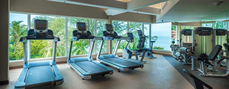 โรงแรม Doubletree by Hilton Penang มาเลเซีย - ห้องออกกำลังกาย