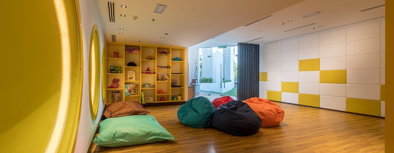 โรงแรม Doubletree by Hilton Penang มาเลเซีย - สโมสรเด็ก