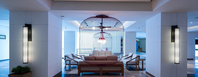 โรงแรม Doubletree by Hilton Penang มาเลเซีย - ล็อบบี้