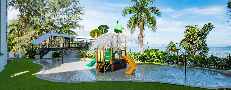 โรงแรม Doubletree by Hilton Penang มาเลเซีย - สระเด็ก