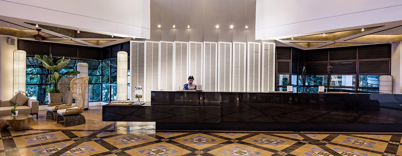 โรงแรม Doubletree by Hilton Penang มาเลเซีย - ส่วนต้อนรับ