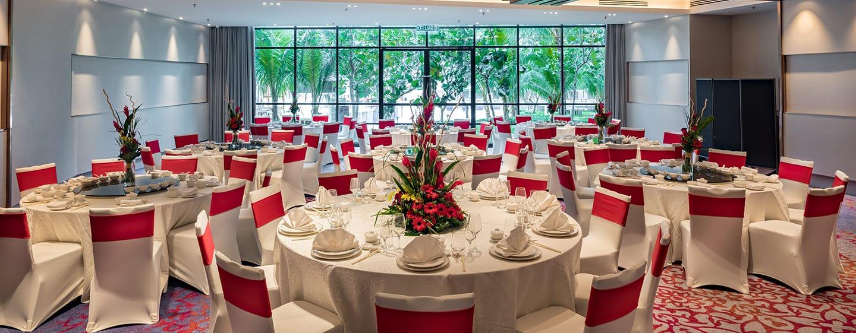โรงแรม Doubletree by Hilton Hotel Melaka มาเลเซีย - ห้องบอลรูม