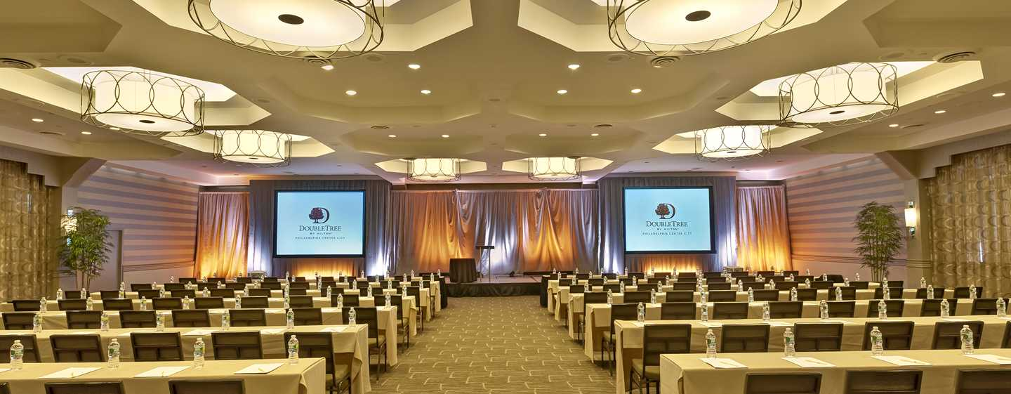 DoubleTree by Hilton Hotel Philadelphia Center City, Pennsylvania, USA – Veranstaltungsraum Ballsaal